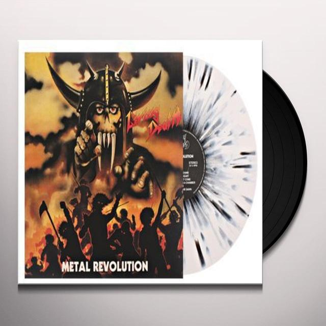 Living Death METAL REVOLUTION (GER) Vinyl Record