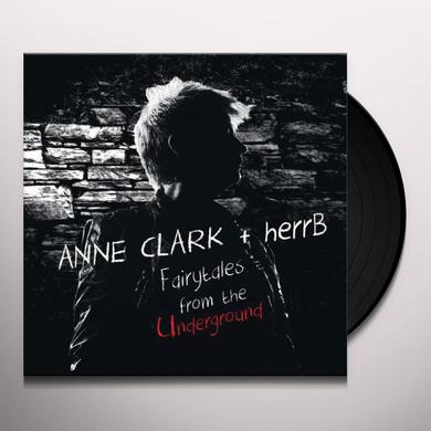 Anne Clark & Herr B FAIRYTALES FROM THE UNDERGROUND Vinyl Record