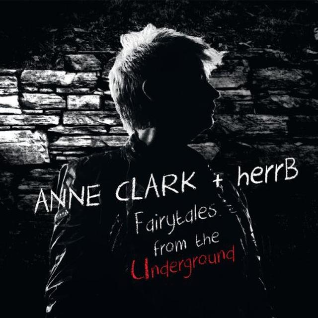 Anne Clark & Herr B FAIRYTALES FROM THE UNDERGROUND (GER) Vinyl Record
