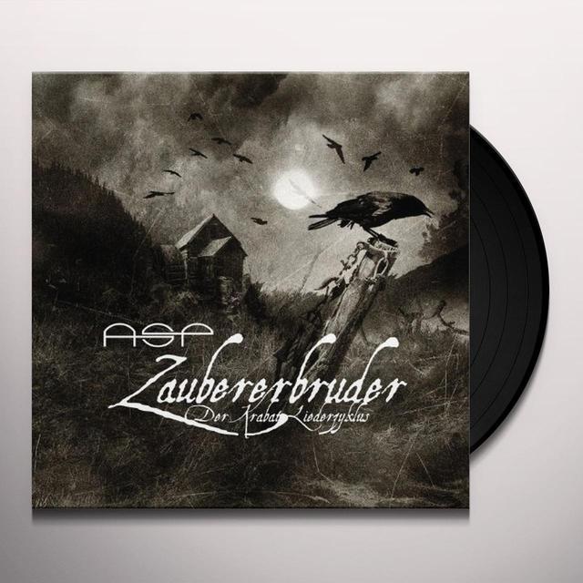 Asp ZAUBERERBRUDER (GER) Vinyl Record