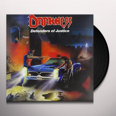 The Darkness DEFENDERS OF JUSTICE (GER) Vinyl Record