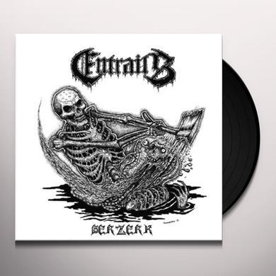 Entrails BERZERK Vinyl Record