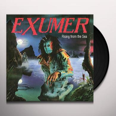 Exumer RISING FROM THE SEA (GER) Vinyl Record