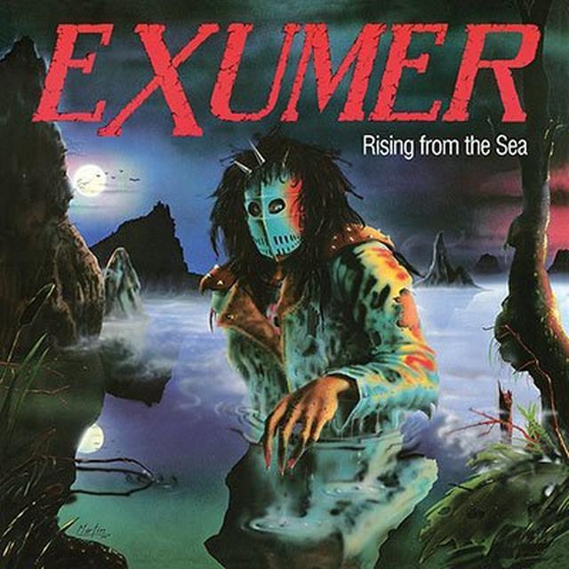 Exumer RISING FROM THE SEA (GER) Vinyl Record