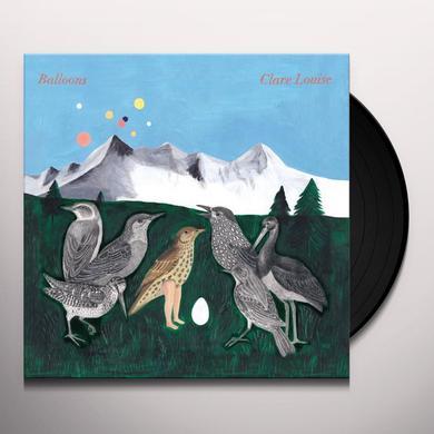 Clare Louise BALLOONS Vinyl Record