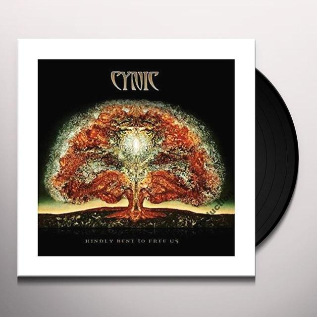 Cynic KINDLY BENT TO FREE US Vinyl Record - Holland Import