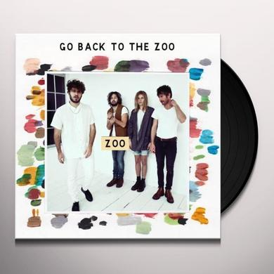 Go Back To The Zoo ZOO Vinyl Record - Holland Import