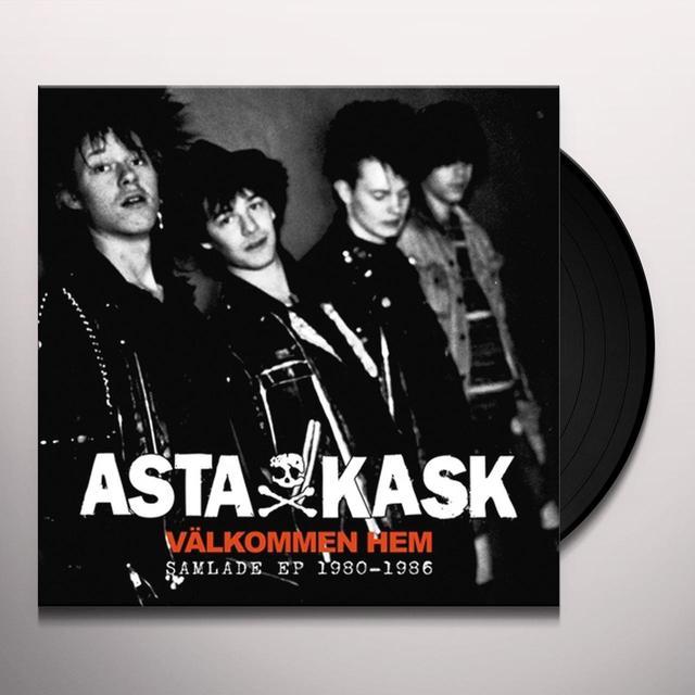 Asta Kask VALKOMMEN HEM (HOL) (Vinyl)