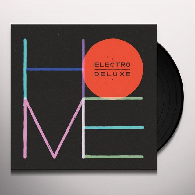 Electro Deluxe HOME (GER) Vinyl Record