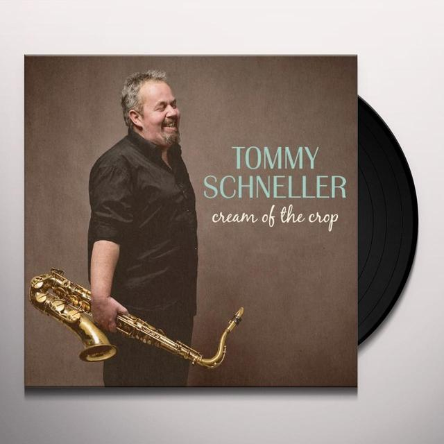 Tommy Schneller CREAM OF THE CROP (GER) Vinyl Record