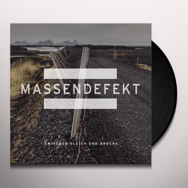 Massendefekt ZWISCHEN GLEICH UND ANDERS Vinyl Record