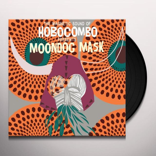 Hobocombo MOONDOG MASK Vinyl Record - Holland Import