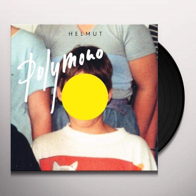 Helmut POLYMONO Vinyl Record - Holland Import