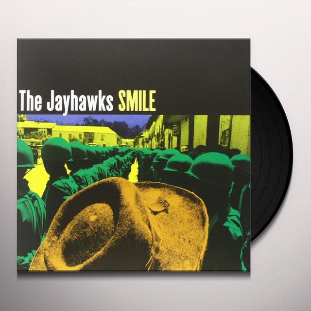 Jayhawks SMILE Vinyl Record - Holland Import
