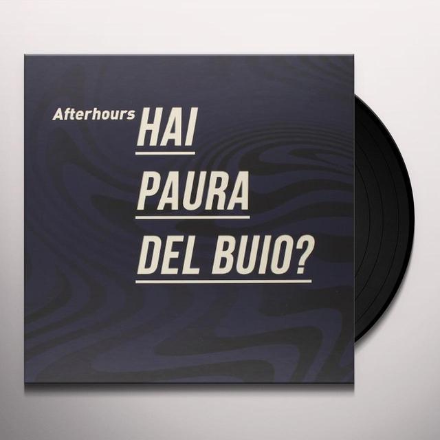 Afterhours HAI PAURA DEL BUIO?-SUPER DELUXE EDITION Vinyl Record - Italy Import