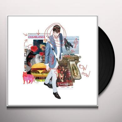 David Giguere CASABLANCA Vinyl Record