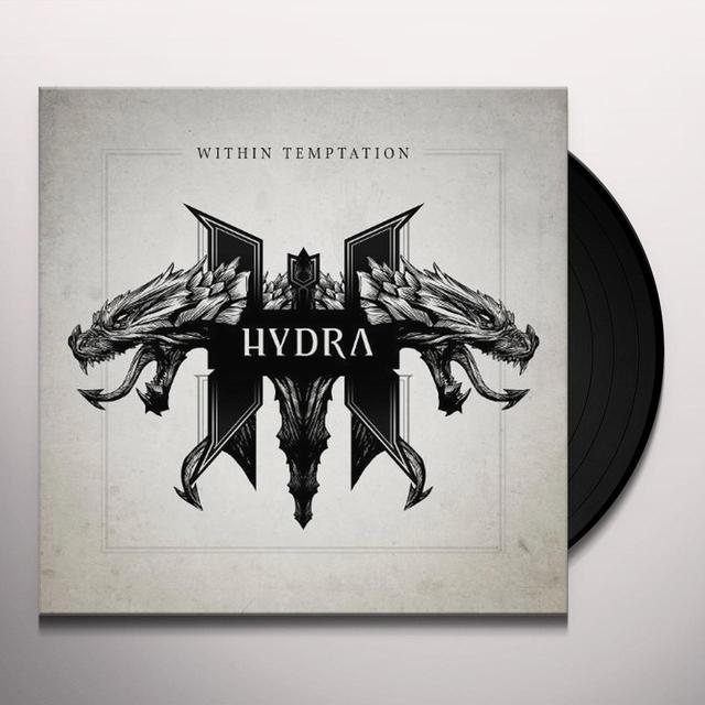 Within Temptation HYDRA Vinyl Record - Canada Import