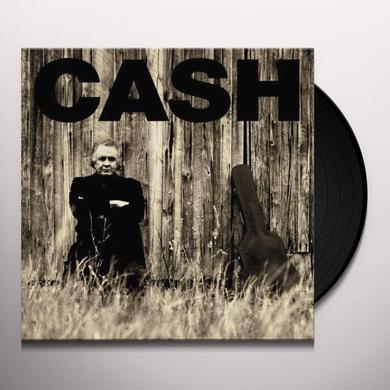 Johnny Cash AMERICAN II: UNCHAINED Vinyl Record