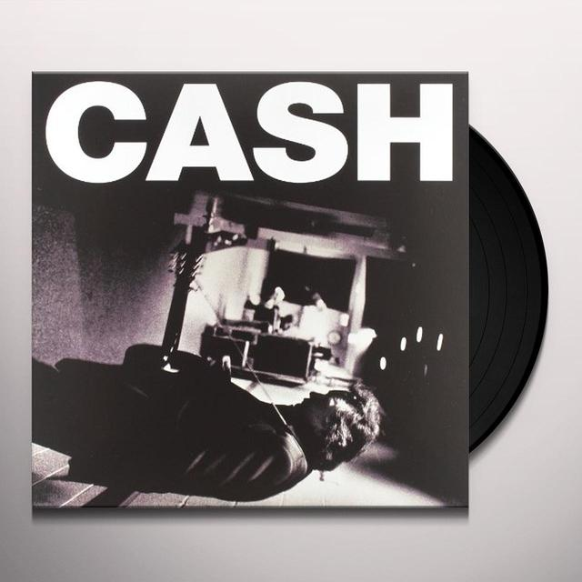 Johnny Cash AMERICAN III: SOLITARY MAN Vinyl Record - Holland Release