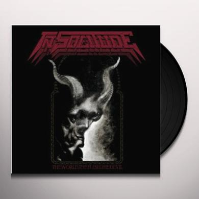 In Solitude WORLD THE FLESH THE DEVIL Vinyl Record