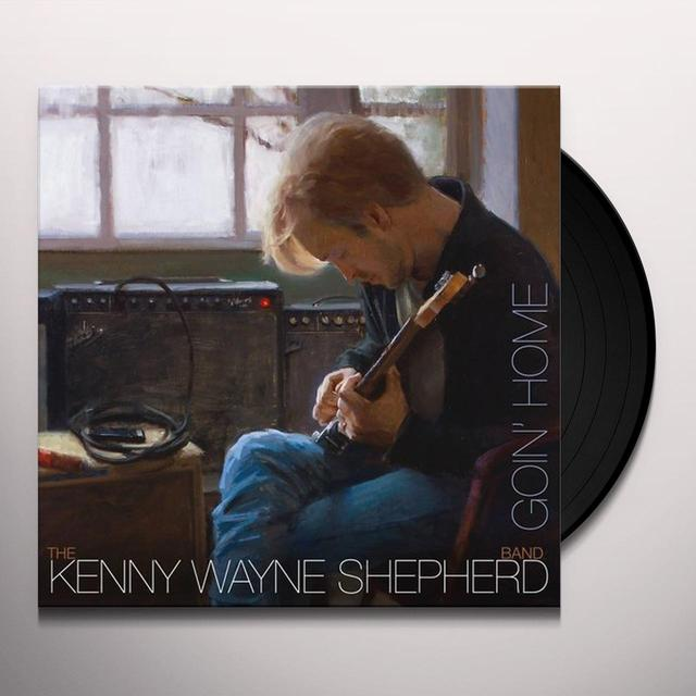 Kenny Wayne Shepherd GOIN' HOME Vinyl Record - UK Import
