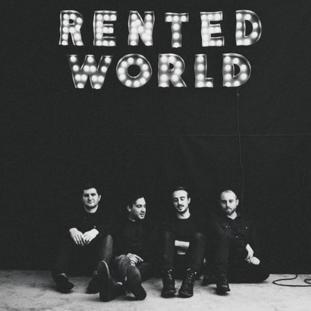 The Menzingers RENTED WORLD Vinyl Record - UK Import