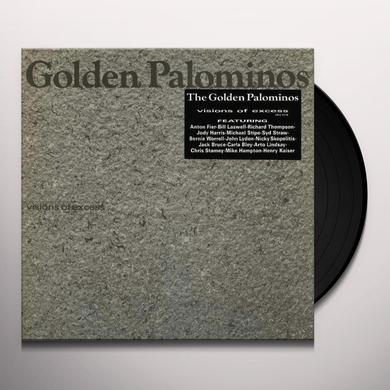 Golden Palominos VISIONS OF EXCESS Vinyl Record - Holland Import