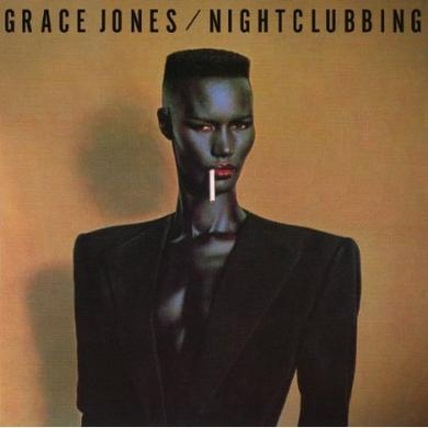 Grace Jones NIGHTCLUBBING Vinyl Record - UK Import