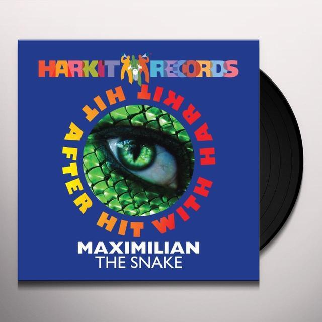 Maximillian SNAKE Vinyl Record