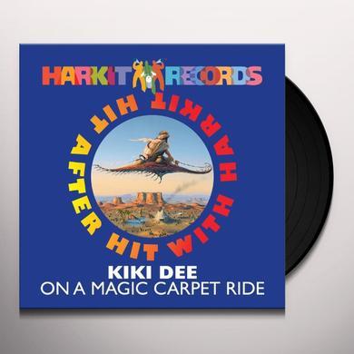 Kiki Dee ON A MAGIC CARPET RIDE Vinyl Record - UK Import