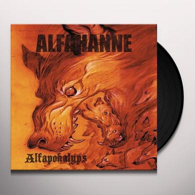 Alfahanne ALFAPOKALYPS Vinyl Record - UK Import