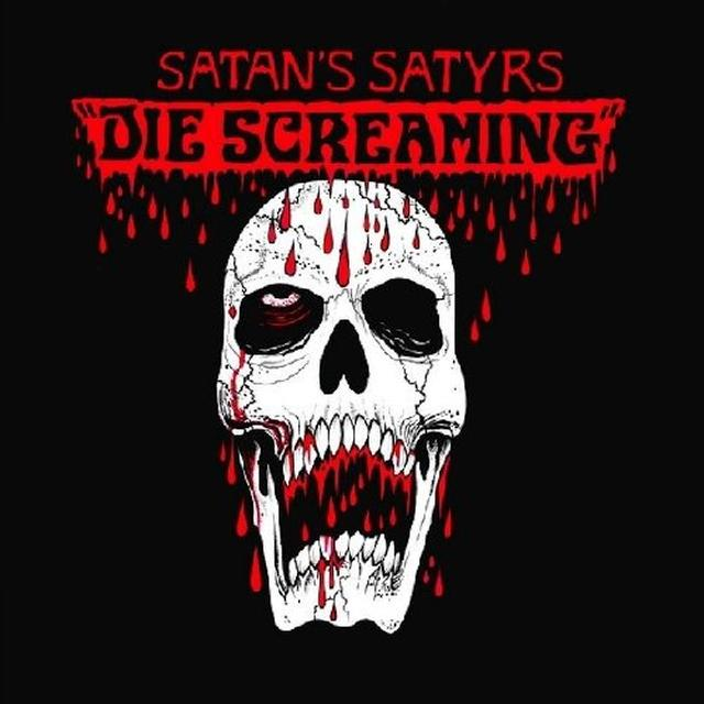Satan'S Satyrs DIE DREAMING Vinyl Record - UK Import