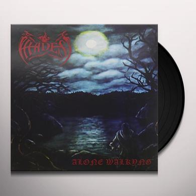 Hades ALONE WALKYNG Vinyl Record - UK Import
