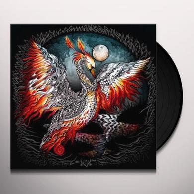 Kuolemanlaakso TULIJOUTSEN Vinyl Record