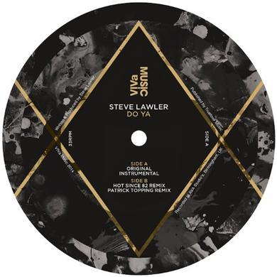 Steve Lawler DO YA Vinyl Record - UK Release