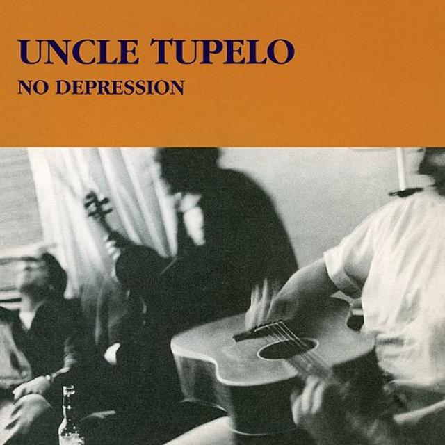 Uncle Tupelo NO DEPRESSION Vinyl Record - Holland Import