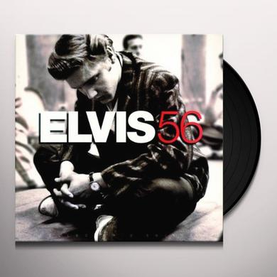 ELVIS '56 Vinyl Record - Holland Import
