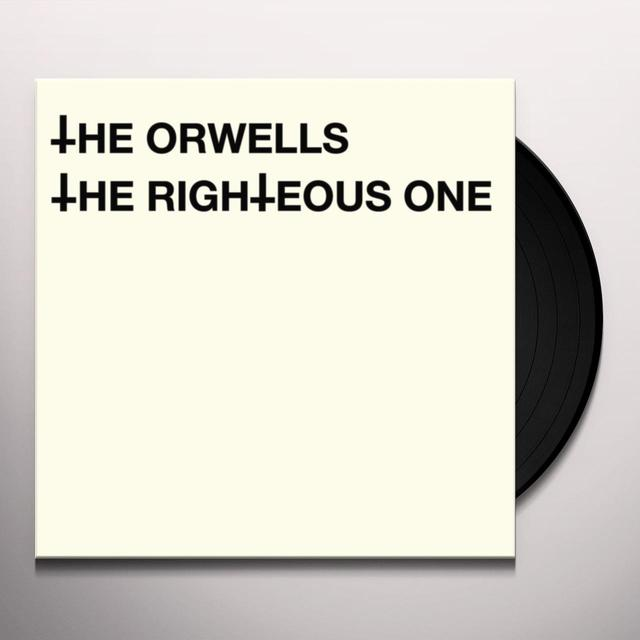 The Orwells RIGHTEOUS ONE Vinyl Record
