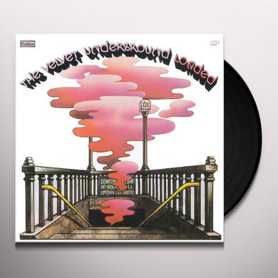 Velvet Underground LOADED Vinyl Record
