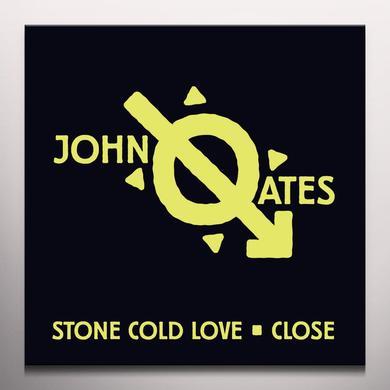 John Oates STONE COLD LOVE / CLOSE Vinyl Record