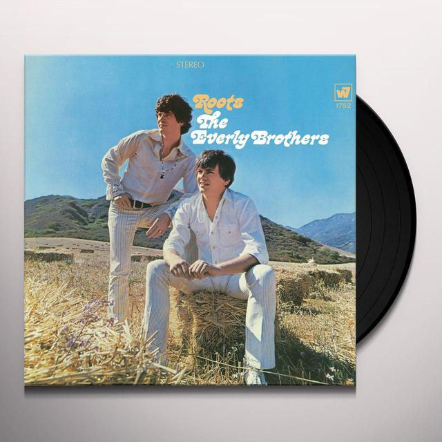 The Everly Brothers ROOTS Vinyl Record - 180 Gram Pressing