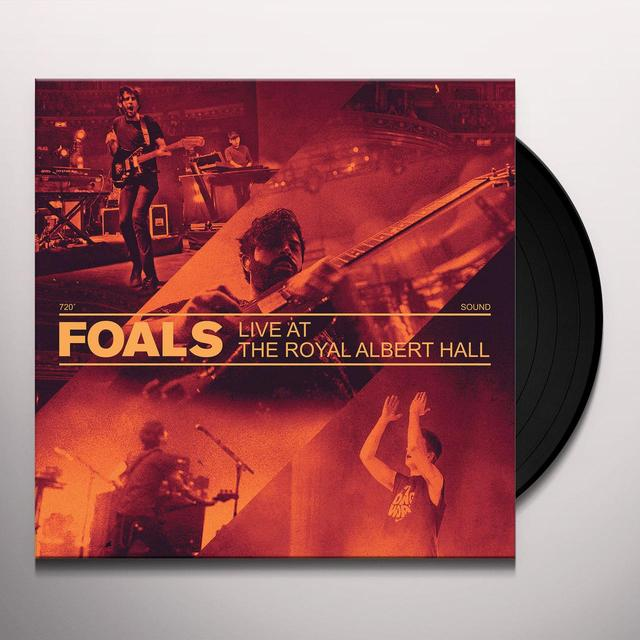 Foals LIVE AT ROYAL ALBERT HALL (DLCD) (Vinyl)