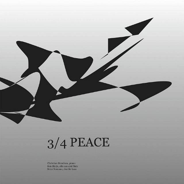 3/4 PEACE Vinyl Record