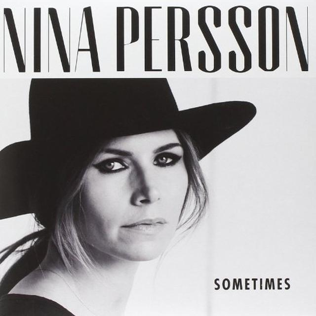 Nina Persson SOMETIMES Vinyl Record