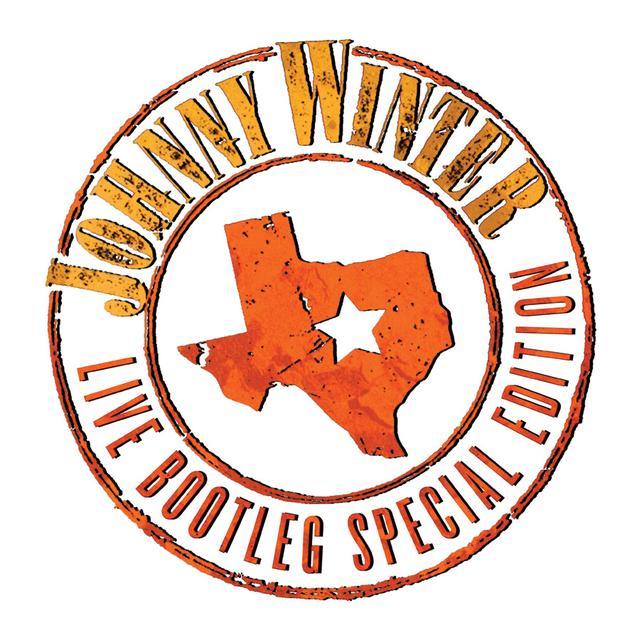 Johnny Winter LIVE BOOTLEG SPECIAL EDITION Vinyl Record