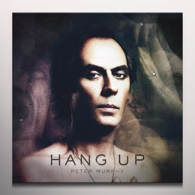 Peter Murphy HANG UP Vinyl Record - Colored Vinyl