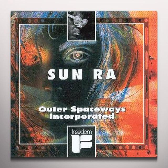 OUTER SPACEWAYS INCORPORATED Vinyl Record - Colored Vinyl