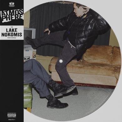 Atmosphere LAKE NOKOMIS MAXI SINGLE Vinyl Record