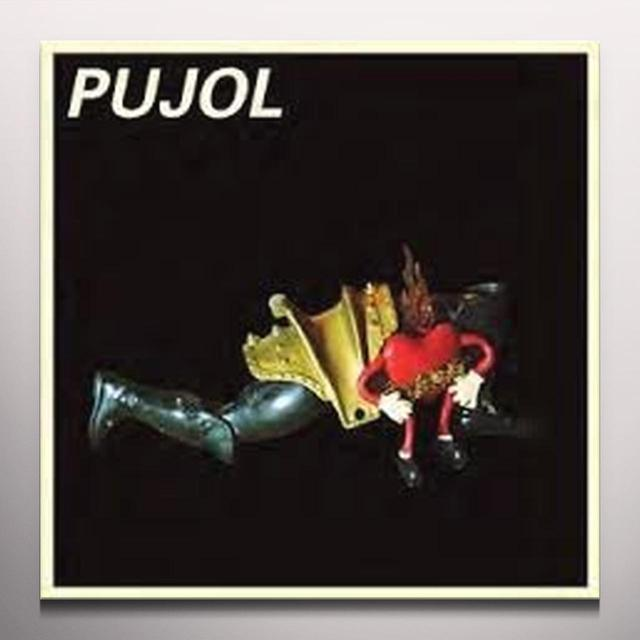 Pujol CIRCLES Vinyl Record - Colored Vinyl, Digital Download Included