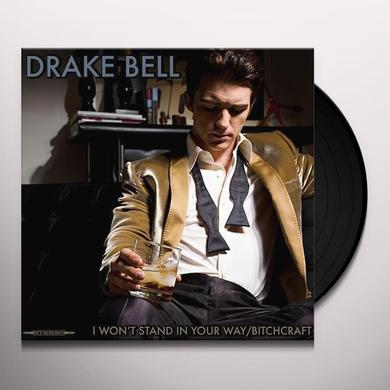 Drake Bell I WON'T STAND IN YOUR WAY Vinyl Record